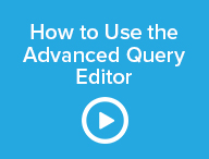 How to Use the Advanced Query Editor