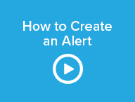 How to Create an Alert