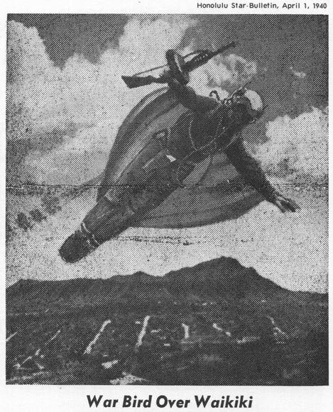Image from Honolulu Star-Bulletin 1940