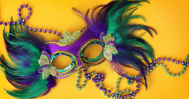 popular invention mardi gras beads