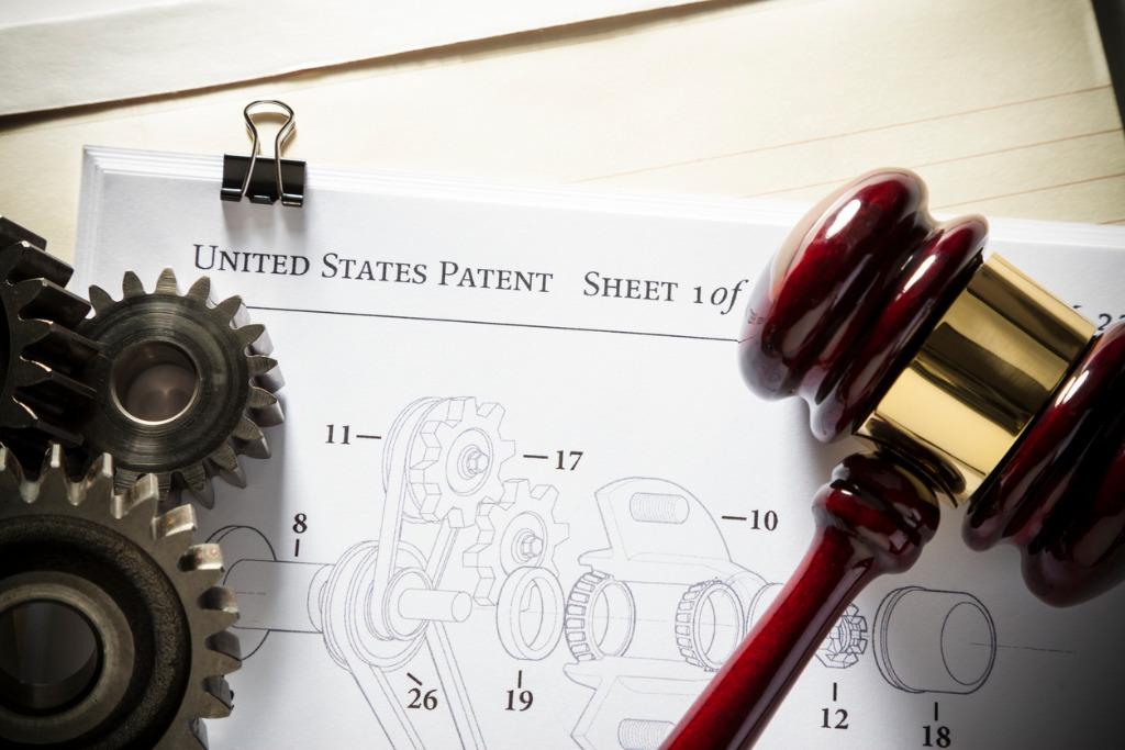IP.com patent round up