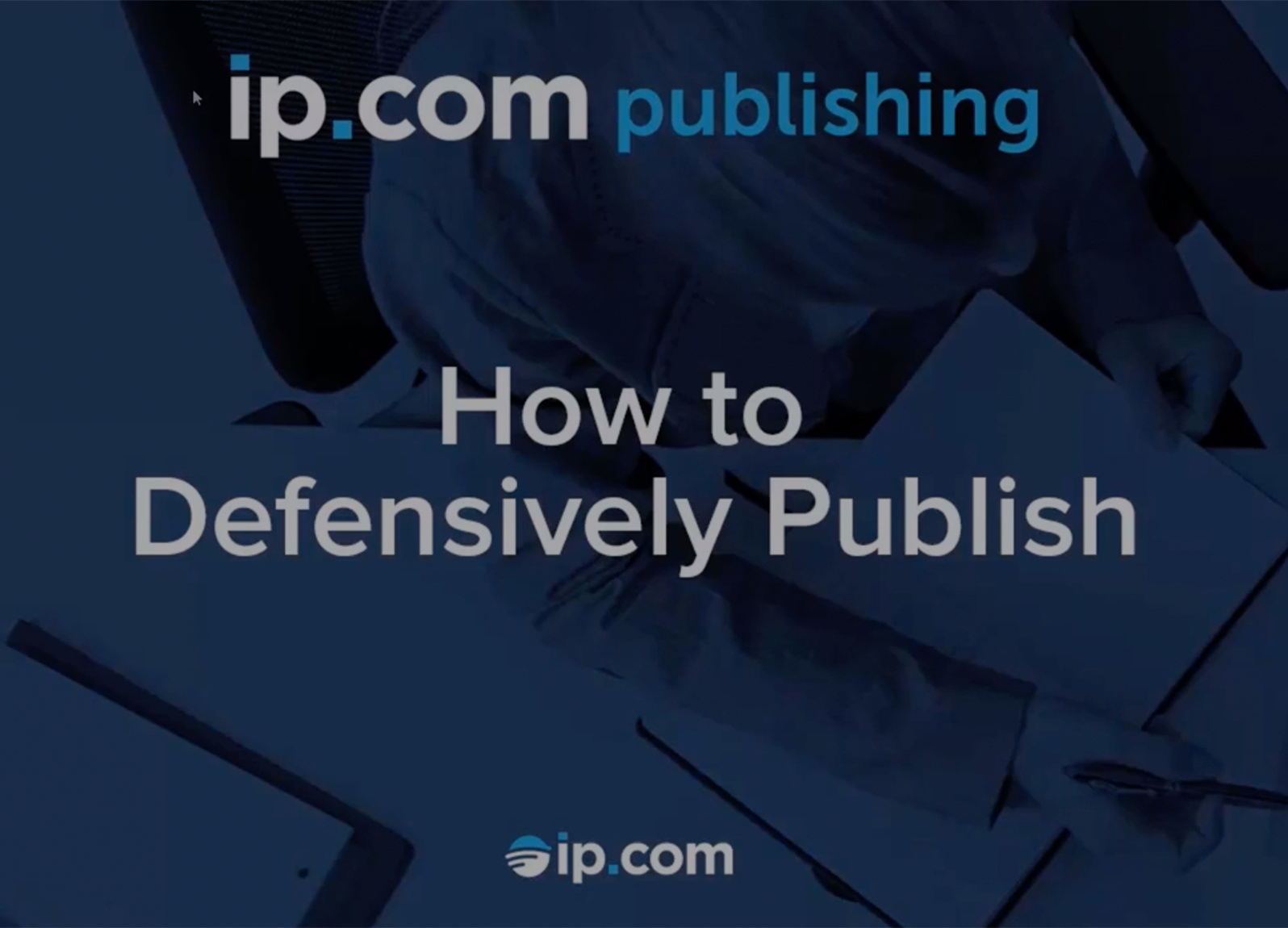 How to defensively publish video